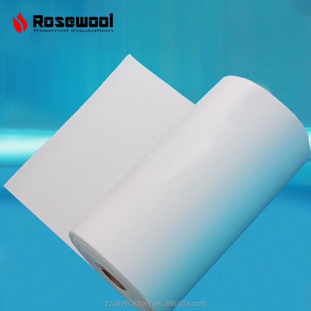 stable quality flameproof kaowool ceramic fiber paper