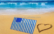 2015 New style handle camping blanket Fashion PP beach Mat