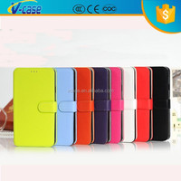 New Fashional Candy-colored Business High Quality Flip Wallet Case Cover With Card Slots Stand Holder For Samsung Galaxy Note3
