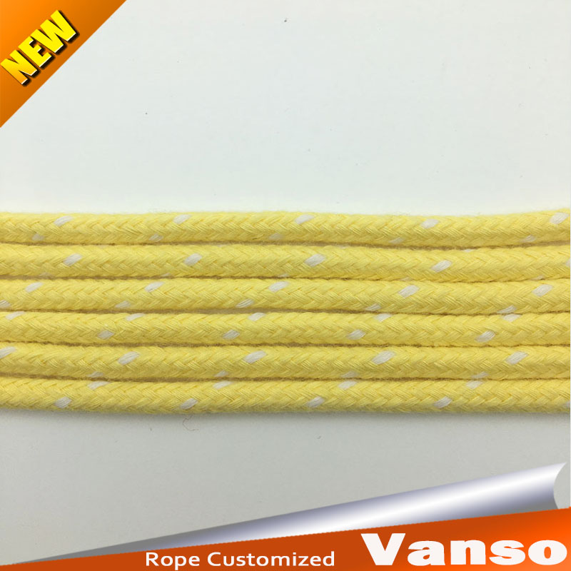 Twisted Cord with Barbs for Paper Handle