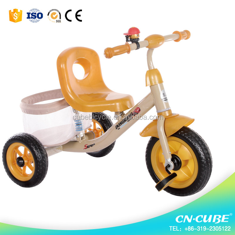 Outdoor toy / children ride on tricycle toy folding tricycle