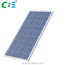 TUV CE Approved Polycrystalline silicon material 60 cell 265w solar panel module complete set