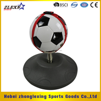Adjustabe Kick Solo Soccer &football Trainer of Soccer Training Equipment