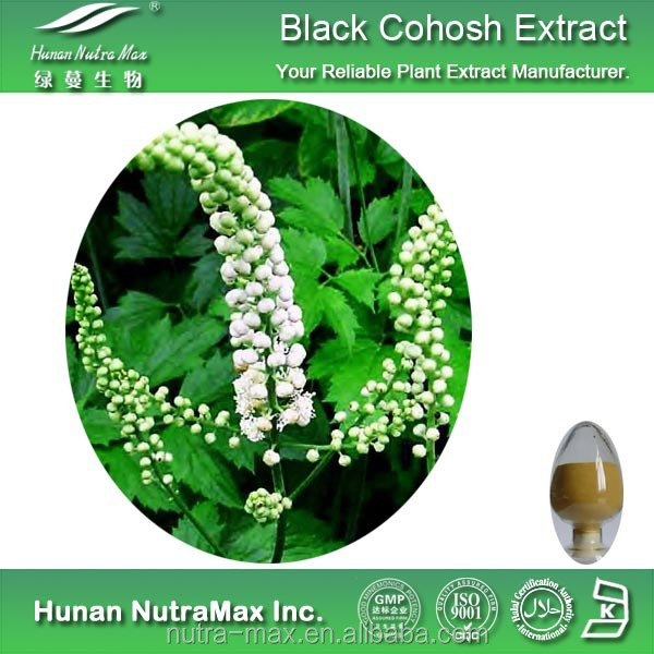 Black Cohosh Root P.E., Black Cohosh P.E. Cimicifugoside, Black Cohosh Root P.E. 20:1