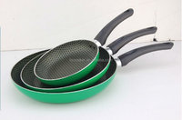 Fry Pan With Detachable Handle