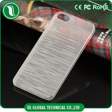 Cheap price hard plastic case brushed surface cover for iphone 5