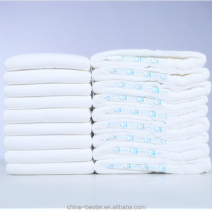Waterproof Backsheet disposable adult diaper for the customized package with high quality and lowest price