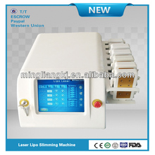 CE approved lumislim laser machine for sale