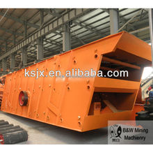 SZZ-1548 B&W China Energy-Saving Sand Vibrating Screen