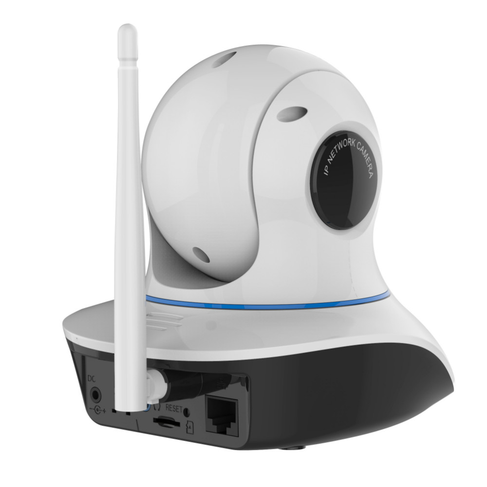 Trade Assurance Supplier HD h.264 pan tilt IR with infrared cctv indoor security dome ip camera speaker microphone