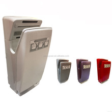 ABS Plastic Automatic Sensor Jet towel jet hand dryer Brushless
