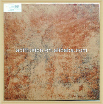 "rustic red floor tiles 12x12"" 30x30cm"