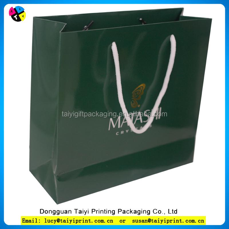 Wholesale Custom Print Children Happy Birthday Gift Bag Paper