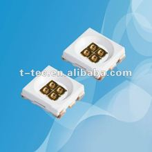 5050 smd 310nm UV led with 4 chips 0.6W