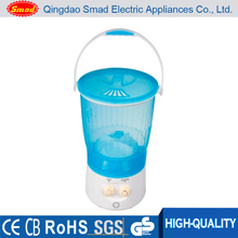 3.5kg cheap mini portable colorful top loading washing machine
