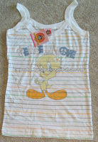 LOVE Tank Baby Doll T-SHIRT Large