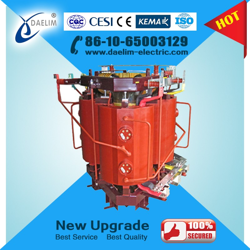 Price of 500 kva 22/0.4kv Dry Type Transformer with Copper Winding
