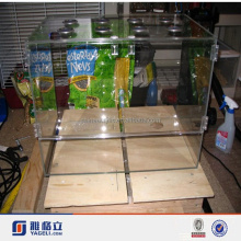alibaba china best selling to Europe acrylic material china pet cage Supplies Wholesalers or Retail
