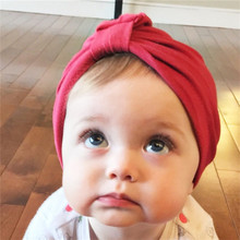 Children High Cotton Caps Knot Bohemia Wind India Baby Beanie Hat Wholesale