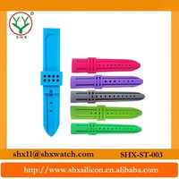 Made in China stylish design and best selling silicone watch band