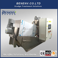 oil sludge dewatering screw press (MDS101)