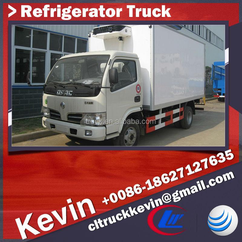 r frig rateur de refroidissement van mobile chambre froide 3 tonnes 4 2 camion frigo camion. Black Bedroom Furniture Sets. Home Design Ideas