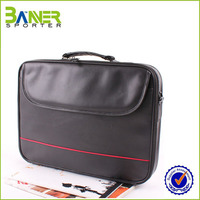 Custom waterproof office shoulder laptop computer bag for men