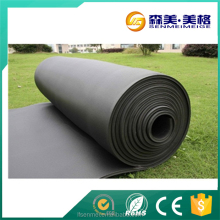 China supplier closed cell elastic rubber foam sheet/rubber foam material/black nbr pvc rubber foam
