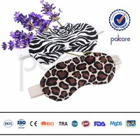 Reusable Natural lavender steam eye mask for Beauty & Personal Care