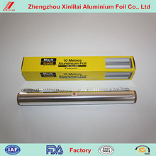 100 Meter Heavy Duty Disposable Aluminium Foil In Large Roll
