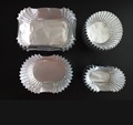Disposable Aluminum Foil Cupcake Cup Food Cup For Baking