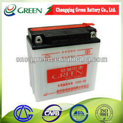 high quality Motocicleta Batteries/motorcycle ATV batteries china 12 v5ah (12N5-3B)