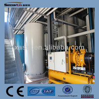 Large scale turn-key basis vegetable rice bran oil solvent extraction plant