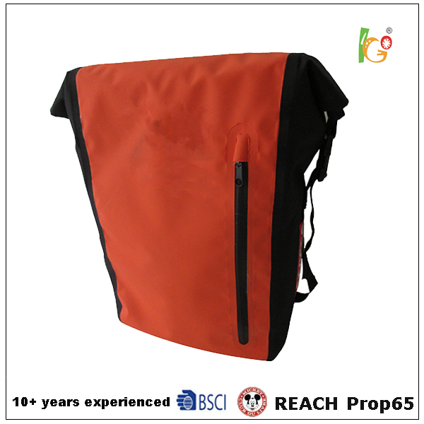 Fashion tarpaulin with waterproof backpack for outdoor neoprene bags