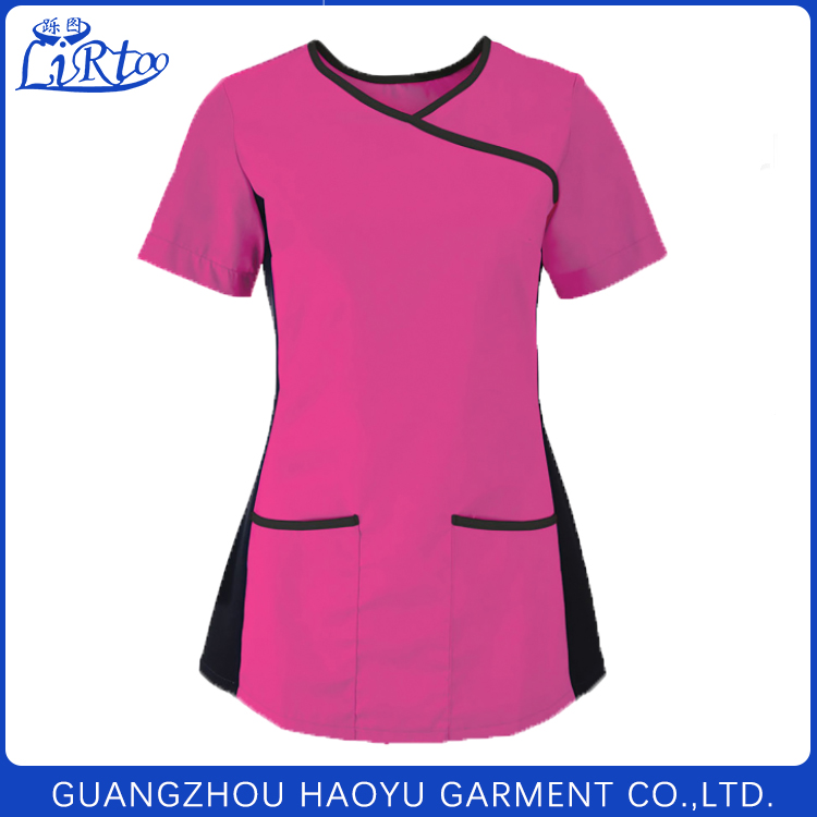 Western hotel supply housemaid uniform office cleaning service uniform for women