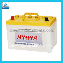 Dry Charged Car Battery 65D31R 12V70AH