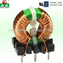 magnet motor AC common mode chokes