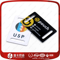 13.56Mhz MIFARE Classic 4k rewritable rfid card blank credit cards
