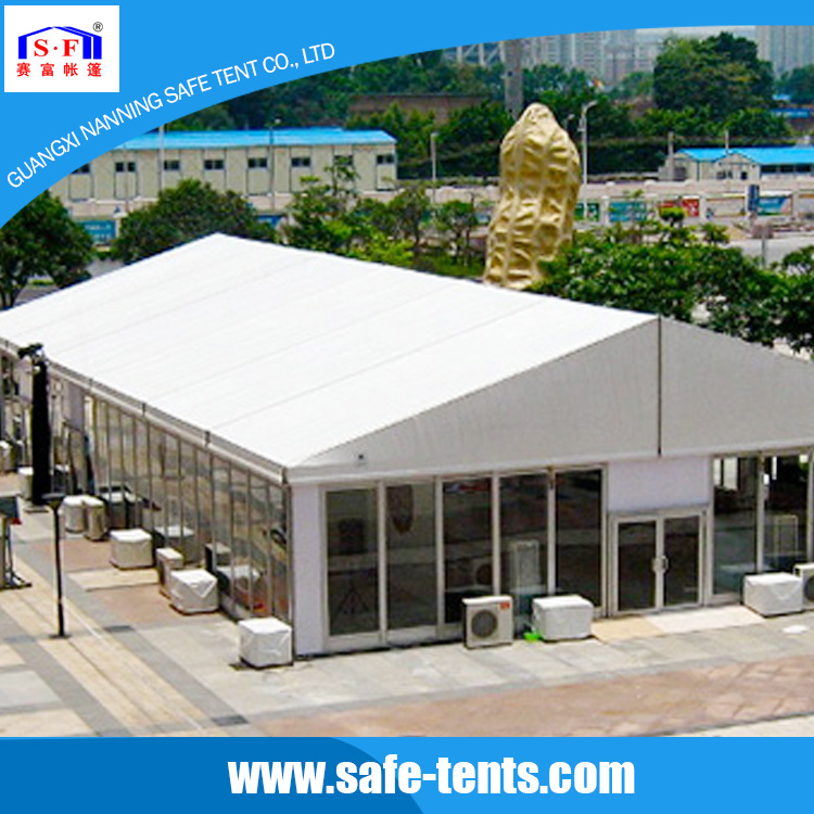 Outdoor white waterproof canvas movable tents for sale in kenya for wedding