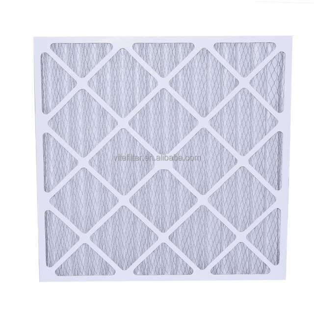 High Performance Cardboard G3/G4 Paper Frame Air Filters