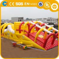 New giant inflatable obstacle course,Cheap inflatable obstacle course,Outdoor obstacle course equipment