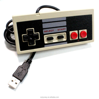 Classic Wired USB Game Controller Gamepad for Nintendo NES PC Windows & Mac