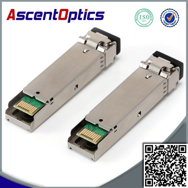 POS OC-12 (STM-4) LR-2 pluggable SFP optic (LC connector). Range up to 80 km over SMF