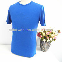 201H MENS MERINO WOOL THERMAL SUMMER T SHIRT