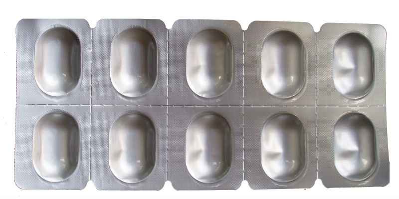 Calcium + Vitamin D3 tablets (all vegetarian)/packed in alu alu perforated sheets
