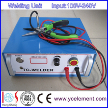 Thermocouple welding unit in post weld heat treatment 100V-220V