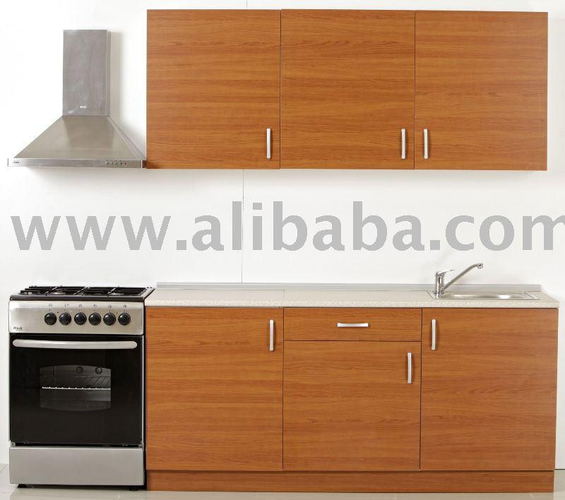 Cocina modular gabinetes de 18mm melamina aglomerado for Gabinetes de cocina en melamina