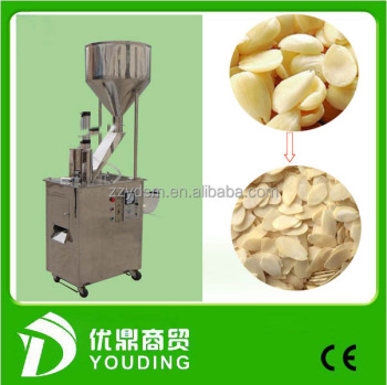 Best-selling almond/peanut/cashew slicing machine