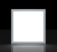 5 years warranty 40w 2ftx2ft slim led panel light ul certificate