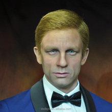 Daniel Greg Lifelike Full Size Silicone Wax Figure